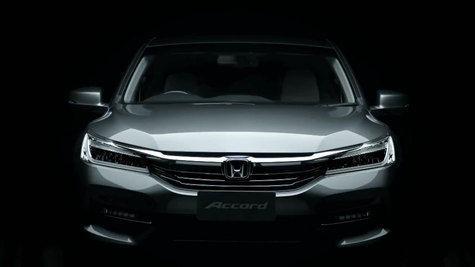 Muncul Teaser Baru New Honda Accord 2016!