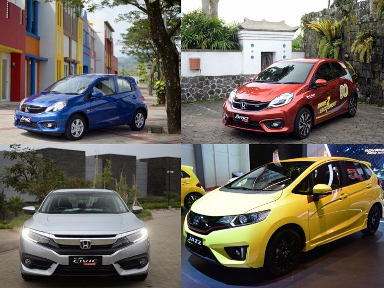 Honda Kembali Pecahkan Rekor Penjualan Tertingginya Di Indonesia Dengan Total 199.364 Unit Di Sepanjang 2016