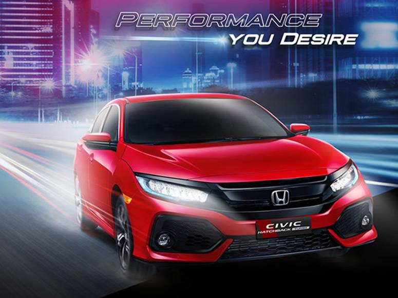 Honda Luncurkan Honda Civic Hatchback Turbo, Hatchback Canggih Dengan Desain Stylish Dan Performa Sporty