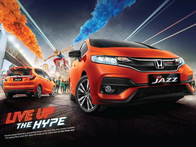 New Honda Jazz Dominasi 50% Segmen Hatchback Bulan Agustus 2017