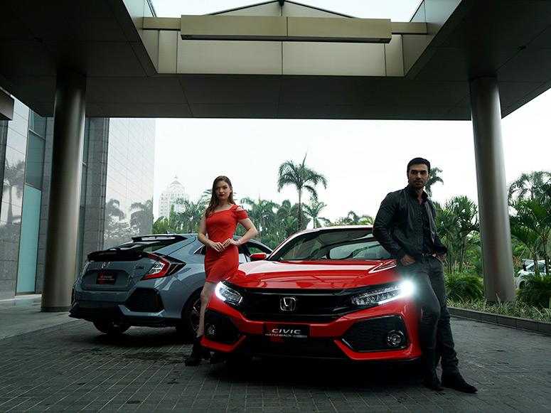 Honda Civic Hatchback Turbo Terjual Lebih Dari 300 Unit Dalam 2 Minggu Setelah Diluncurkan