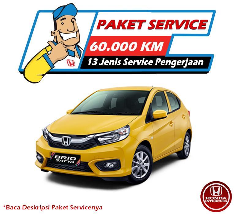 Paket Service Honda