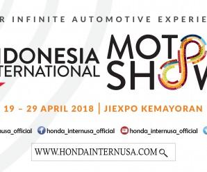 Sudah 18 Tahun Pengalaman Dalam Pameran Otomotif, IIMS 2018 Siap Sambut Era Digital